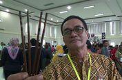 Tradisi Undian Kayu Phang Chiam Tentukan Antrean Paslon Pilkada Pangkal Pinan   g