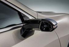 Lexus Perkenalkan Kaca Spion Modern