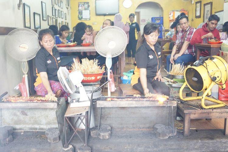 Sate Klopo Liburan di Surabaya