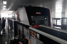 Naik LRT, Kelapa Gading-Velodrome 10 Menit, ke Dukuh Atas Tak Sampai 1 Jam