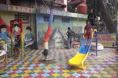 Ada RPTRA di Terminal Kampung Rambutan, Anak-anak Bisa Bermain Sambil Tunggu Bus
