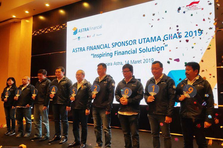Astra Financial siap dukung penyelenggaraan GIIAS 2019 di 3 kota