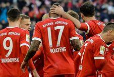 Hasil Liga Jerman, Thomas Mueller Cetak Rekor Pribadi