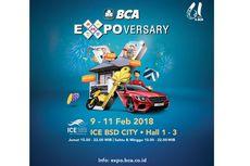 Berburu Aneka Paket Liburan Murah di BCA Expoversary 2018