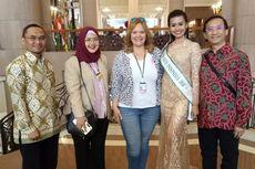 Wakili Indonesia, Astira Siap Berjuang di Miss Eco International 2018