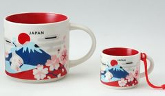 Kolektor Mug Starbucks Wajib ke Jepang!