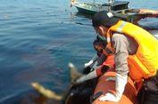 Luhut 'Buru' Pihak yang Menyebabkan Pipa Pertamina Balikpapan Bocor
