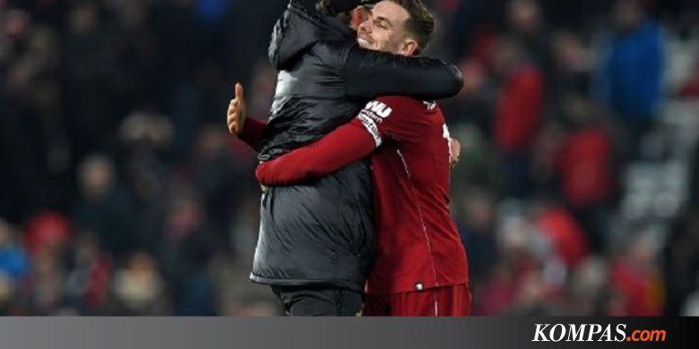 Liverpool Vs Crystal Palace, Bukti The Reds Punya Karakter Pemenang