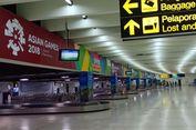 Ini Fitur-fitur Baru Bandara Soetta dan SMB II Saat Asian Games 2018