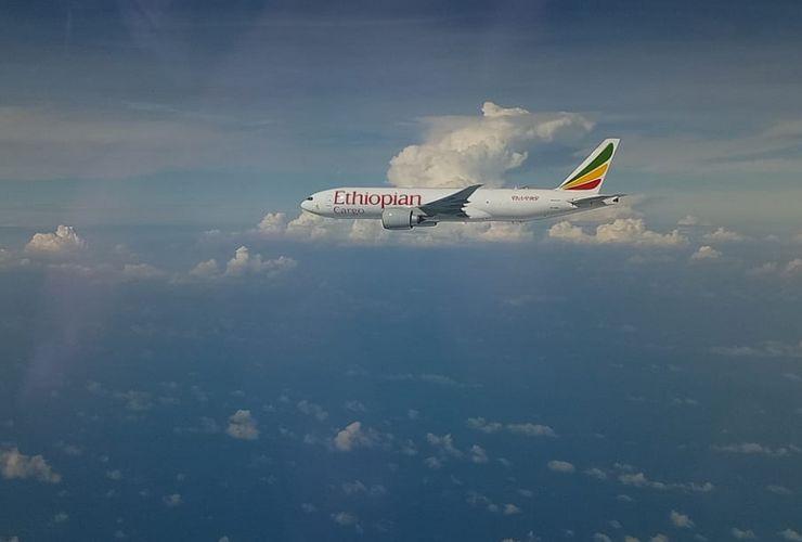 Panglima TNI: Ethiopian Airlines yang Masuk Wilayah RI Tanpa Izin, Bawa Mesin Pesawat
