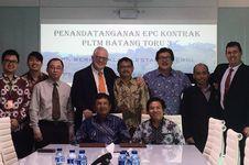 Barata Indonesia Akan Bangun Pembangkit Listrik Tenaga Mini Hidro di Sumut