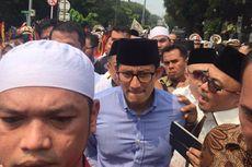 Jika Bawaslu Tak Proses, Dugaan Mahar Politik Sandiaga Bakal Dilapor ke KPK