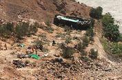 Bus Jatuh ke Jurang di Peru, 35 Penumpang Tewas