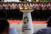 Ini Rute Pawai Obor Asian Games 2018 di Jakarta Timur
