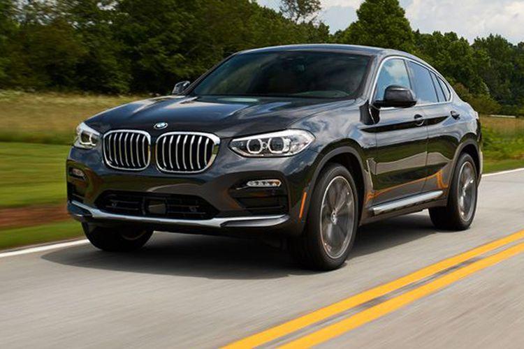BMW Indonesia siap luncurkan X4 terbaru di Februari 2019