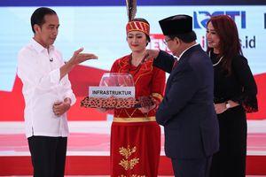 """Pak Prabowo Ini Kelihatannya Kurang Optimis..."""