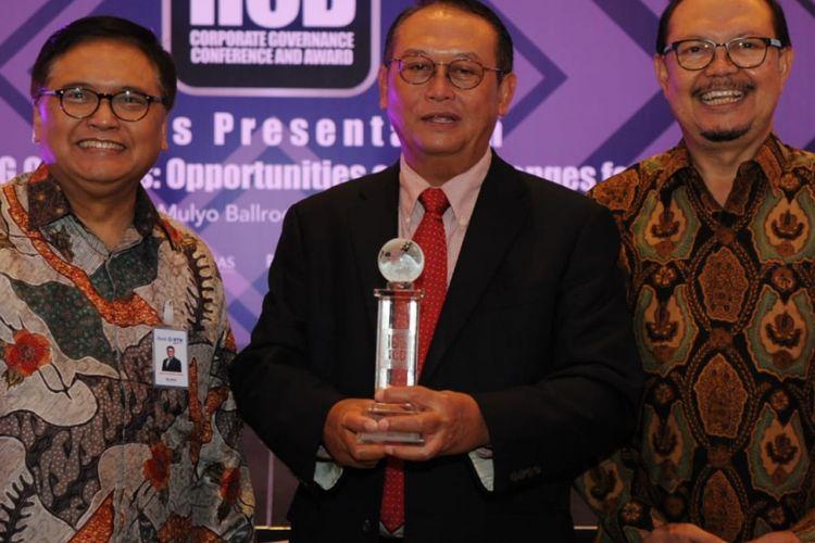PT Bank Tabungan Negara (Persero) Tbk meraih penghargaan transparansi perusahaan berkapitalisasi besar. Penghargaan diberikan oleh Indonesian Institute for Corporate Directorship (IICD).