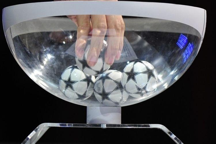 Ilustrasi: Undian Liga Champions