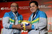 BPJS Ketenagakerjaan Lindungi 38 Atlet Timnas Indonesia