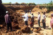 Penambang Liar Tewas Tertimpa Longsoran Bebatuan Galian C Ilegal di Jepara