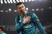 Ronaldo Enggan Dibandingkan dengan Mohamed Salah