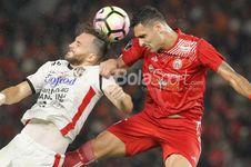 Marko Simic dan Jaimerson, Kunci Persija Juarai Piala Presiden 2018