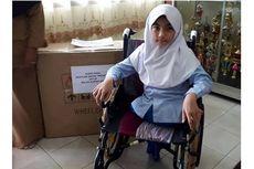 Terpopuler: Kursi Roda dari Jokowi untuk Bulan