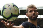 Burnley Vs Man City, Aguero Senang Golnya Terbantu Teknologi