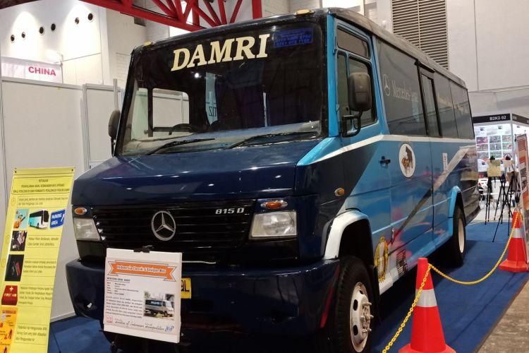 Bus Wisata Klasik