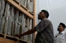 Amankan Logistik Pemilu, Gudang Logistik KPU Sulbar Gunakan Rak Kayu hingga Racun Serangga
