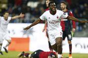 Hasil Liga Italia, AC Milan Teruskan Tren Kemenangan