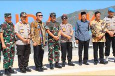 Kapolri dan Panglima TNI Kagumi Keindahan Mandalika di Lombok Tengah