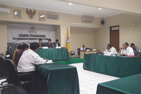 Bawaslu Kembali Tunda Sidang Dugaan Kampanye Videotron Jokowi-Ma'ruf