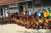 Kunjungi Pulau Pisang, Menpora Minta Doa Kelancaran Asian Games 2018