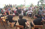 The Changcuters Hibur Korban Longsor di Sukabumi