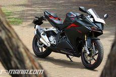 Ekspor Sepeda Motor Honda Melesat