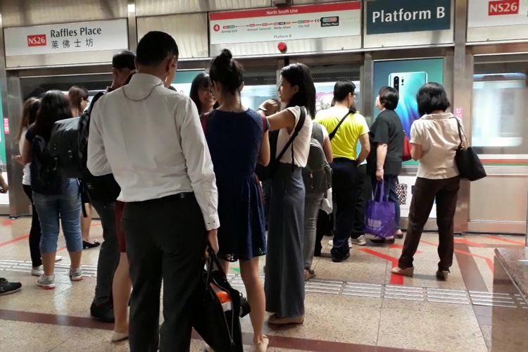 Singapura mengonfirmasi adanya kasus infeksi monkeypox atau cacar monyet yang dibawa seorang warga Nigeria.