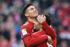 James Rodriguez, Kunci Kebangkitan Bayern Muenchen