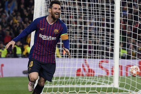 Lionel Messi Dapat Penghargaan dari Paus Fransiskus