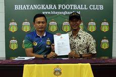 22 Pemain Resmi Teken Kontrak bersama Bhayangkara FC