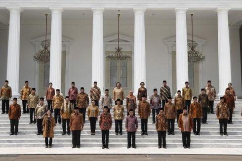 Jokowi Diingatkan Tak Umumkan Kabinet Sebelum Dilantik
