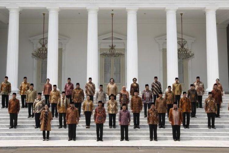 Kabinet pemerintahan Jokowi-JK