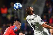 Viktoria Plzen Vs Real Madrid, Kemenangan Telak di Debut Solari