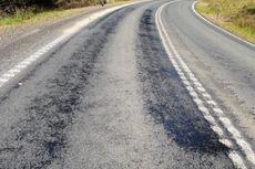 Cuaca Panas Bikin Jalan Aspal di Australia Meleleh