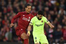 Kalah dari Liverpool, Luis Suarez Jadi Malas Antar Anak ke Sekolah