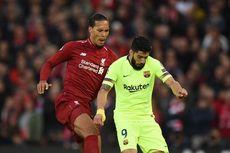 Liverpool Vs Barcelona, Suarez Merasa Barca Seperti Anak Sekolah