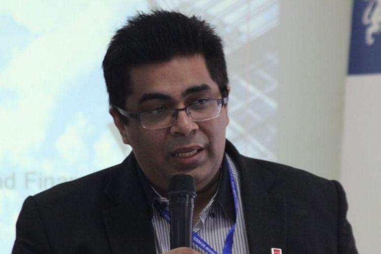 Pendiri dan CEO LSAF Global Manish Gidwani