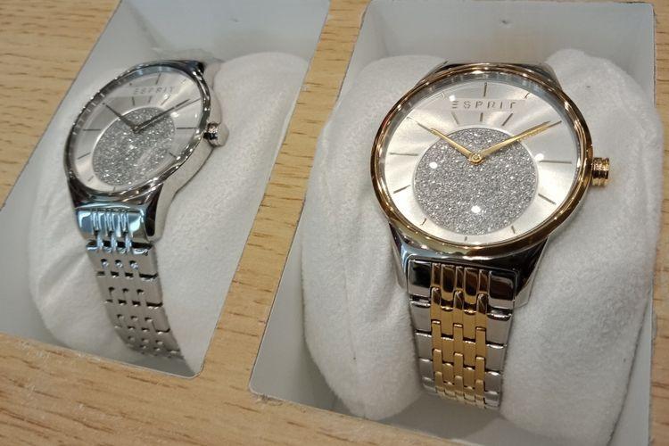 Salah satu contoh koleksi jam tangan Esprit Spring Summer Time   Jewels  Collections untuk segmen Refresh a842c1252a