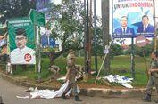 Marak Alat Peraga Kampanye Liar, Panwaslu Tunggu Peraturan Bupati