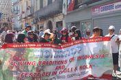 Indonesia dan Italia Saling Merangkul Melalui Tradisi
